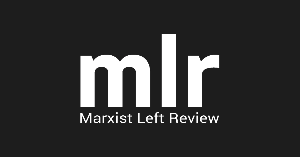 Marxist Left Review | Why Queensland is different